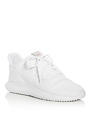 adidas Women's Tubular Shadow Knit Lace Up Sneakers White 1irRGlmz