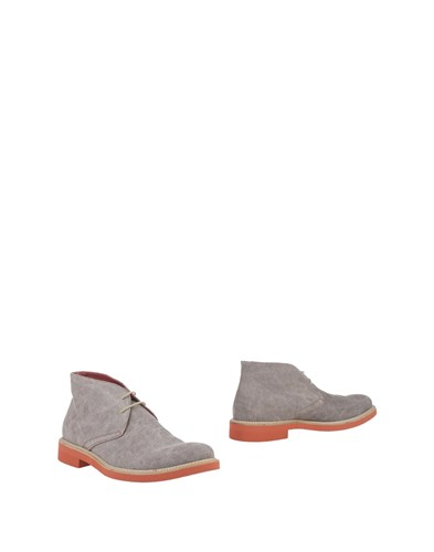 ALEXANDER TREND Ankle Boots Grey HcWNc0