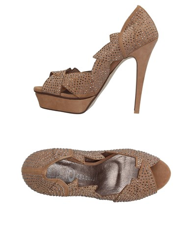 Jeffrey Campbell Pumps Camel b0V198