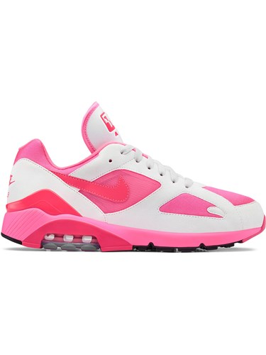 Comme des Garcons Homme Plus White And Pink Cdg X Nike Air Max 180 Pink And Purple Pc6nG