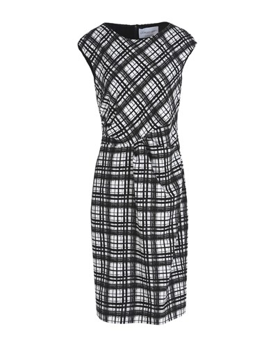 Giorgio Grati Knee Length Dresses Black PmDz1PXeAr