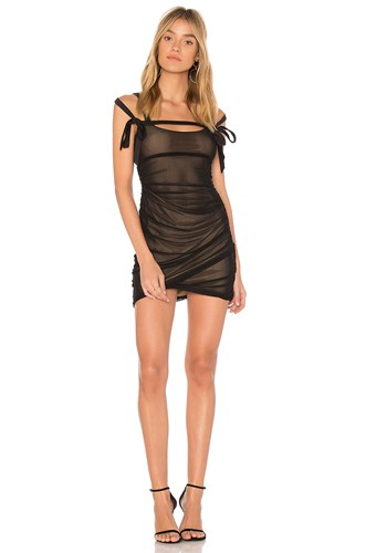 Majorelle Hera Dress Black eNNzRMIm