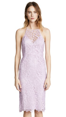 Yumi Kim She's Mine Lace Dress Lavender JswnJ