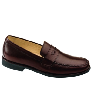 Johnston & Murphy Comfort Ainsworth Penny Loafers Men's Shoes xsZj5IncG