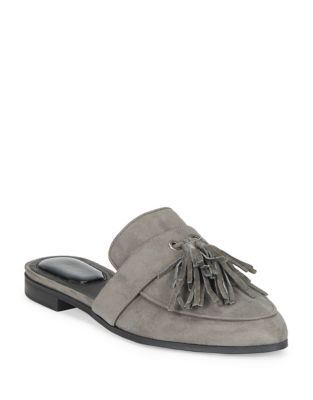 Charcoal Cole Mules Rain Suede Down Reaction Kenneth UxSdqYq