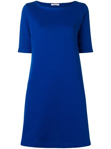 Short Shift Charlott Charlott Short Short Blue Shift Dress Blue Dress Charlott Tw5UxP