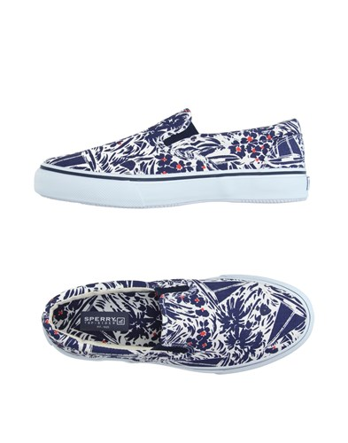 Sperry Top Sider Footwear Low Tops And Trainers Men Blue d6Dfw