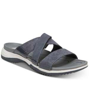 Dr. Scholl's Daytona Sandals Women's Shoes Navy Blue 8hY0kQzo
