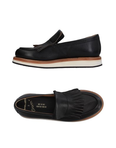 CAPPELLETTI Loafers Black Dmt0wM