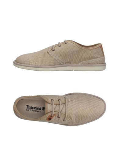 Timberland Sneakers Beige Cl3t3