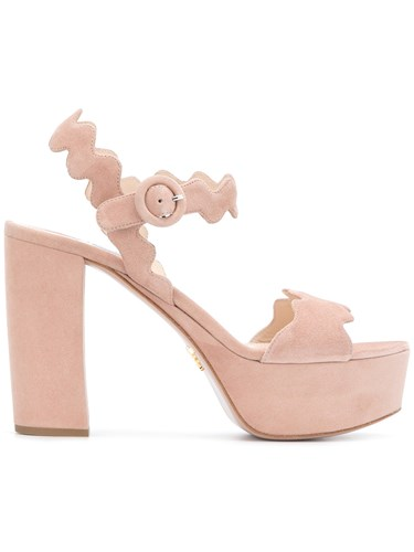Prada Open Toe Sandals Nude And Neutrals bwVm0BY