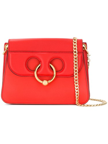 J.W.Anderson Jw Anderson Mini Pierce Shoulder Bag Red 1qhy4F