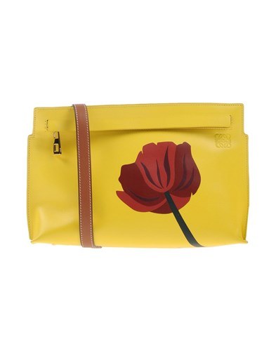 Loewe Handbags Yellow RIoCY