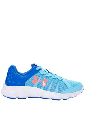 Under Armour Gps Assert Synthetic Shoes Pink HgrW3lx