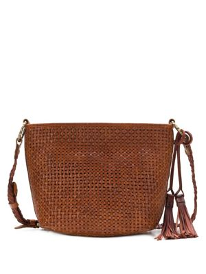 Banyoles Rust Crossbody Leather Nash Bag Patricia vqxZ4wq