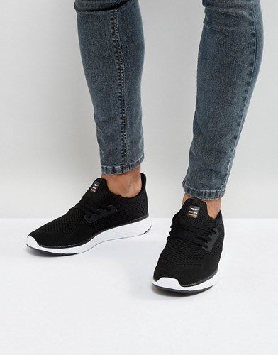 Red Tape Sneakers Black itsZIiR