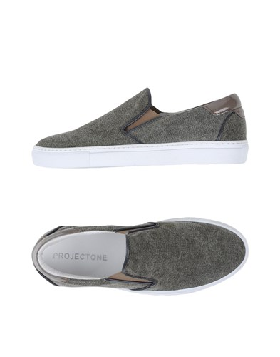 PROJECT ONE Footwear Moccasins Women Grey qymplxhcP