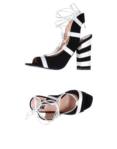 Boutique Moschino Sandals Black njNVezK