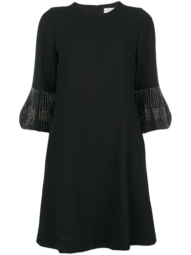 Goat Gala Dress Black bESbM
