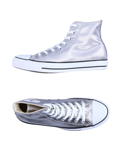 Converse All Star Sneakers Silver ud4sSFghS