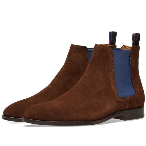 Chelsea Gerald Smith Boot Brown Paul gnq1vX0wx