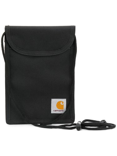 Bag Black Messenger Logo Patch Carhartt gqw8Ht44x