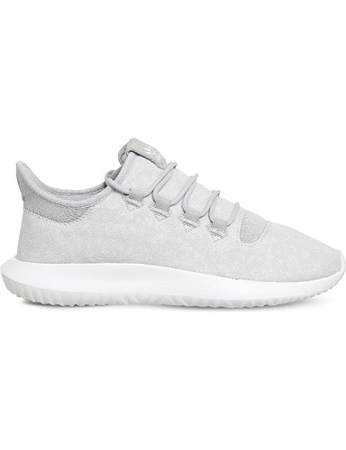adidas Tubular Shadow Two Tone Knit Trainers Grey Two White yC7LWgX