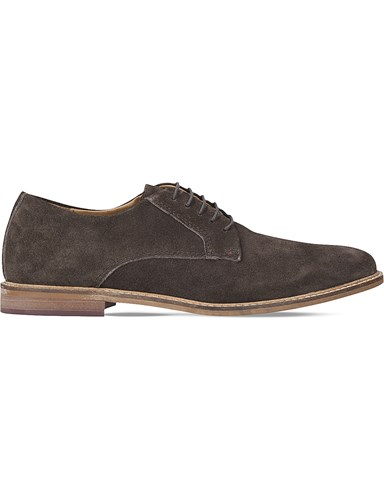 Kurt Geiger Donald Suede Derbies Brown sv1Dr