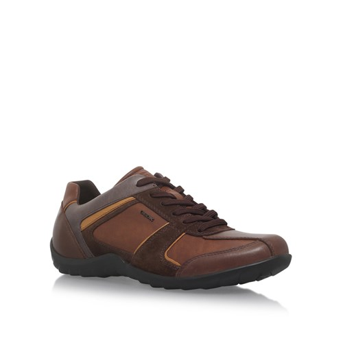 Geox Pavel Sneaker Brown vCGHs