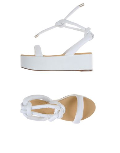 Maison Martin Margiela Mm6 By Footwear Sandals Women GzE0GmmyA