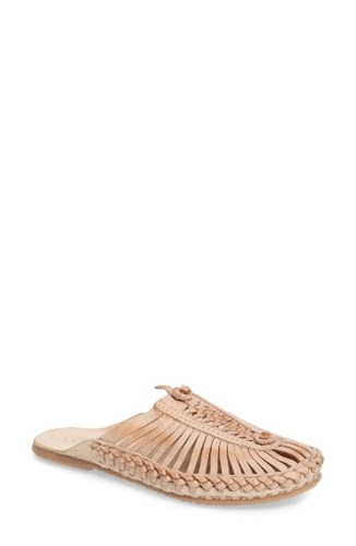 Women's Mule Woven Leather Natural Matisse Morocco Tw1CqqU
