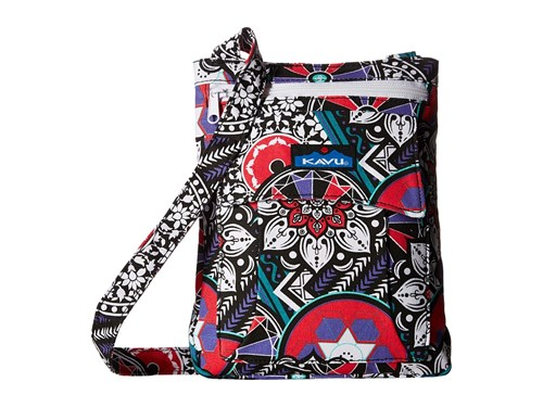 Kavu Keeper Spring Hodgepodge Cross Body Handbags Multi U0jWqbHM