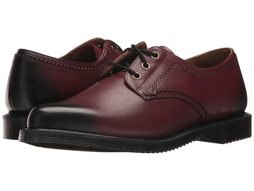 Dr. Martens Trulia Cherry Red Antique Temperley Boots AiUWsA