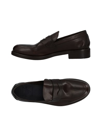 OPEN CLOSED SHOES Loafers Cocoa vK9syYiH