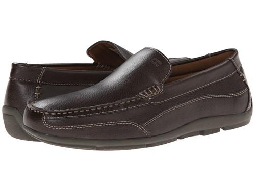 Tommy Hilfiger Dathan Brown Men's Shoes x9F0P5UsB4