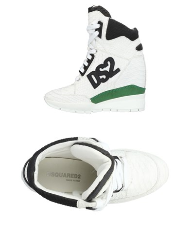 DSquared Dsquared2 Sneakers White NkClBOqUKf