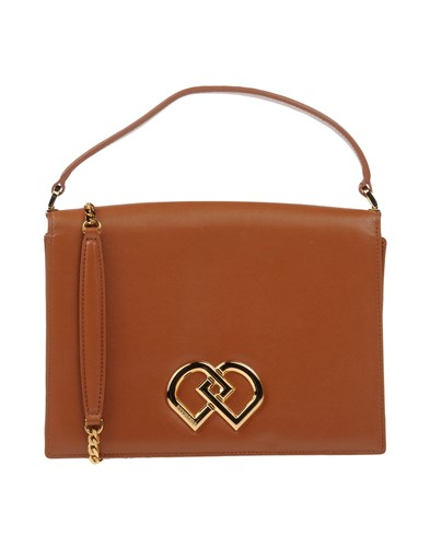 DSquared Dsquared2 Handbags Brown l3ZUiu