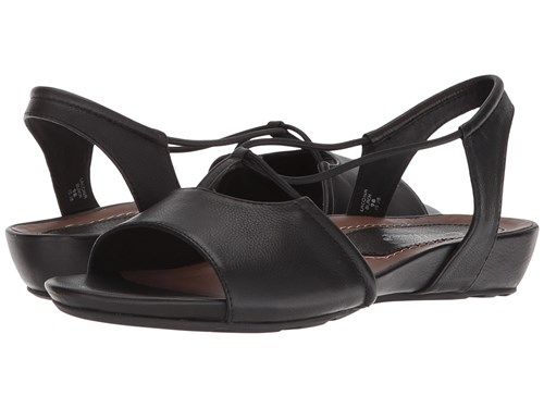 Earth Lacona Earthies Black Premium Soft Leather Shoes WRPy1KGwZR