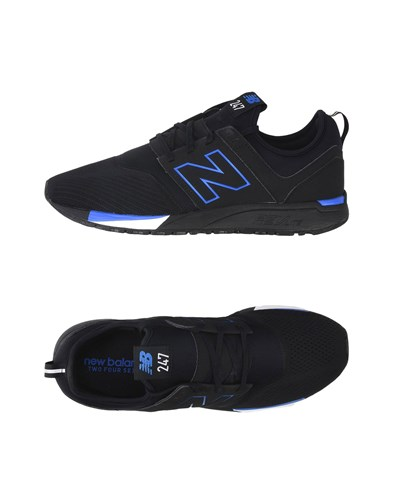 New Balance Footwear Low Tops And Sneakers Black antEK3CIRy