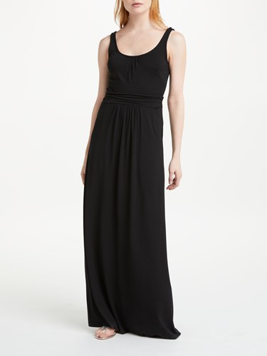 Boden Diana Jersey Maxi Dress Black qRzve