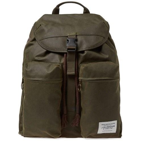 Barbour Archive Backpack Green c7UPyw