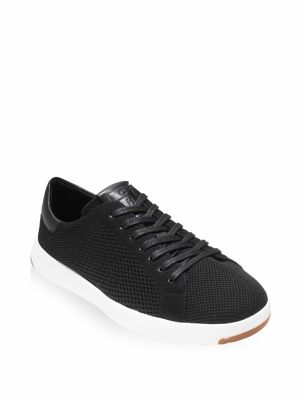 Cole Haan Grandpro Tennis Stitchlite Sneakers Black tevVykyMe