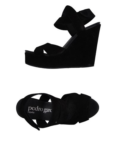 Pedro Garcia Sandals Black 29qU7R8m