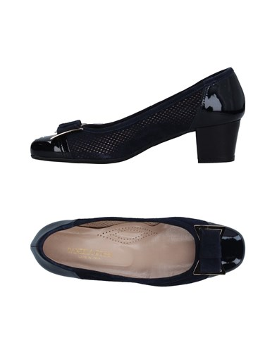 DANIELA ROSSI Pumps Dark Blue 2NKKiBhR