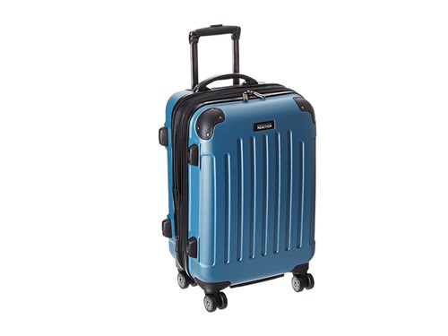 Kenneth Cole Reaction Renegade Against The Law 20 Carry On Luggage Ocean Blue Carry On Luggage Ke8HcI