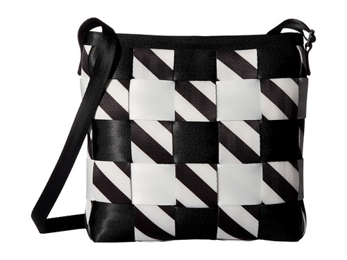 Harveys Seatbelt Bag Commuter Crossbody Houndstooth Athletic Handbags Black z55JKhc
