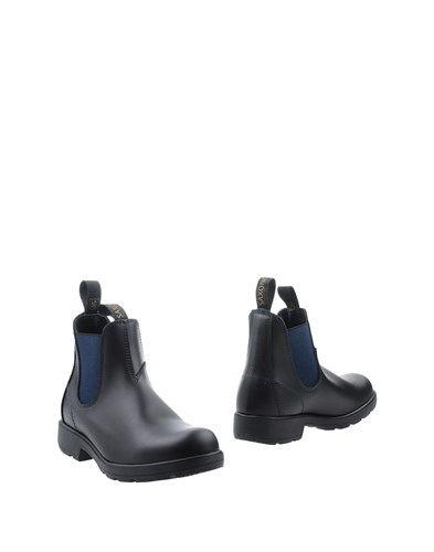 Saxone Ankle Boots Black p2YyTNy