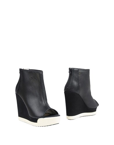 GAS FOOTWEAR Ankle Boots Black oSIPYBzorP