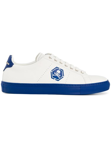 Philipp Plein Staring At The Moon Sneakers White o3aDE8htbf