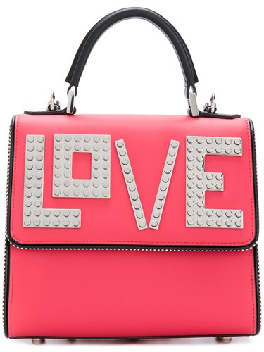 Les Petits Joueurs Love Tote Backpack Red BOQw9w